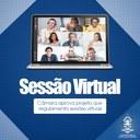 Câmara aprova projeto que regulamenta sessões virtuais em caso de emergência ou calamidade pública